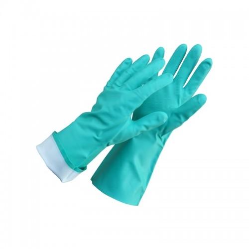 Antibakterinės nitrilo pirštinės, XL (10 dydis)