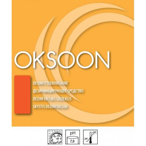 Oksoon paviršių dezinfekavimo priemonė vandenilio peroksido pagrindu 700 ml