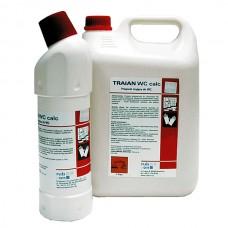 TRAIAN WC Calc sanitarinis ploviklis kalkių nuosėdoms šalinti 0,75 l