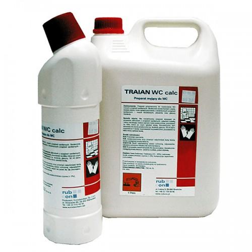 TRAIAN WC CALC sanitarinių patalpų ir keraminių paviršių ploviklis