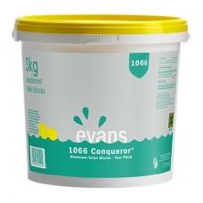 EVANS tabletės pisuarams CONQUEROR, 3 kg