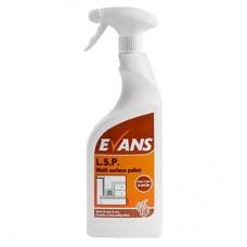 EVANS baldų valymo ir poliravimo priemonė LSP, 750 ml