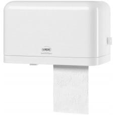 Wepa tualetinio popieriaus mažais rulonėliais laikiklis Twin-roll