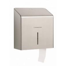 Kimberly-Clark tualetinio popieriaus laikiklis iš nerūdijančio plieno