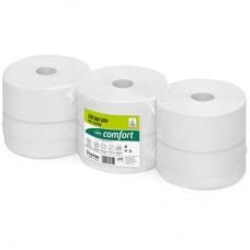 Wepa tualetinis popierius rulonais baltas, 2 sl., rulone 1275 servetėlės, 320 m. Pakuotėje 6 rulonai. 316790