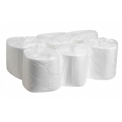 Kimtech Wettask DS šluostės rulonuose, baltos, 1 sl., servetėlė 31,8x30,5, rulone 90 servetėlių. Pakuotėje 6 vnt rulonų