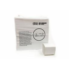 Kimberly-Clark tualetinis popierius servetėlėmis baltas, 2 sl., servetėlė 11x18,6 cm, pakelyje 250 vnt. Pakuotėje 32 pakeliai