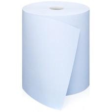 Wepa šluostės dideliuose rulonuose, mėlynos, 3 sl., rulone 1000 servetėlių, 350 m. 305270