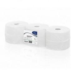 Wepa tualetinis popierius rulonais baltas, 2 sl., rulone 1100 servetėlių, 275 m. Pakuotėje 6 rulonai. 029180