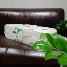 Wepa tualetinis popierius rulonais baltas, 2 sl., rulone 1520 servetėlių, 380 m. Pakuotėje 6 rulonai. 317130