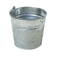 Cinkuoto plieno kibiras 12 litrų