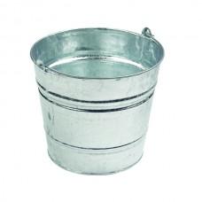 Cinkuoto plieno kibiras 9 litrų