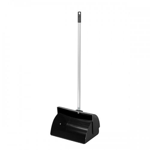Foje semtuvėlis 305 x 1041mm Lobby Dustpan - Black