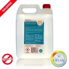 ORAS paviršių dezinfekantas Deep Clean 5l