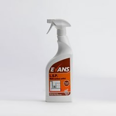 Surface cleaners and polishers