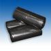 Šiukšlių maišeliai juodos spalvos. 6 mikronai. Supakuota po 50