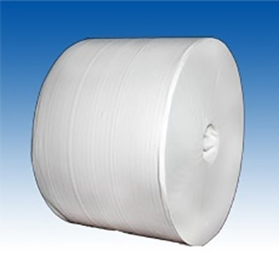 Paper in rolls for industry